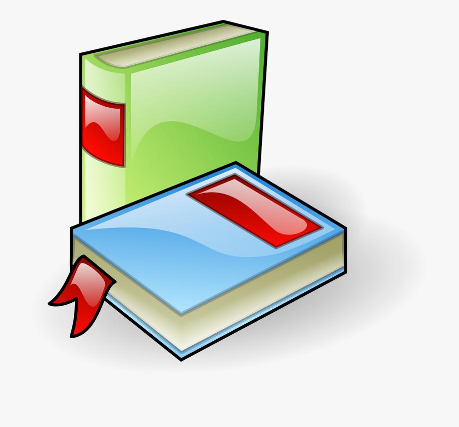 Free clipart books.