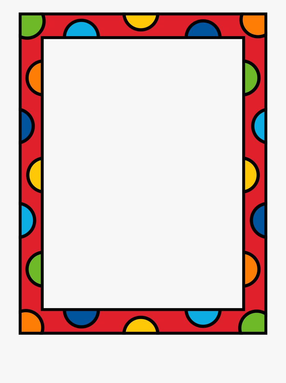 border frame clipart clip cliparts marcos