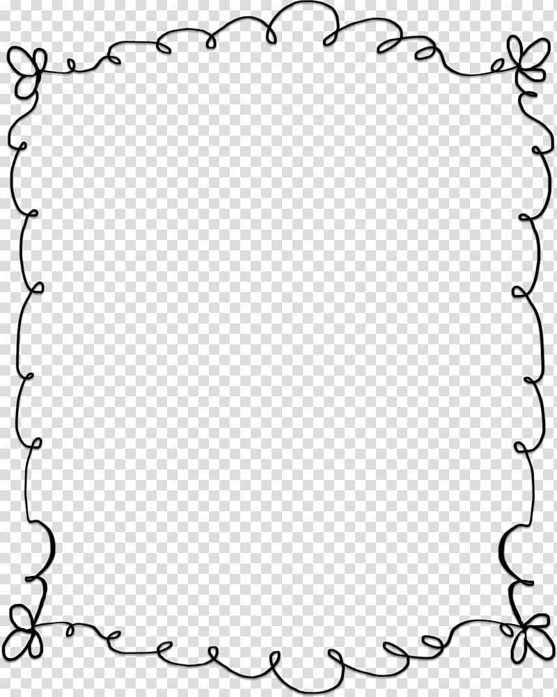 Black frame illustration.
