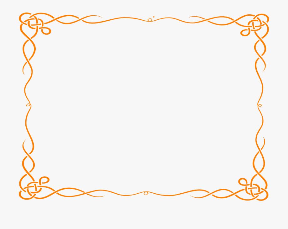 Decorative borders clip.