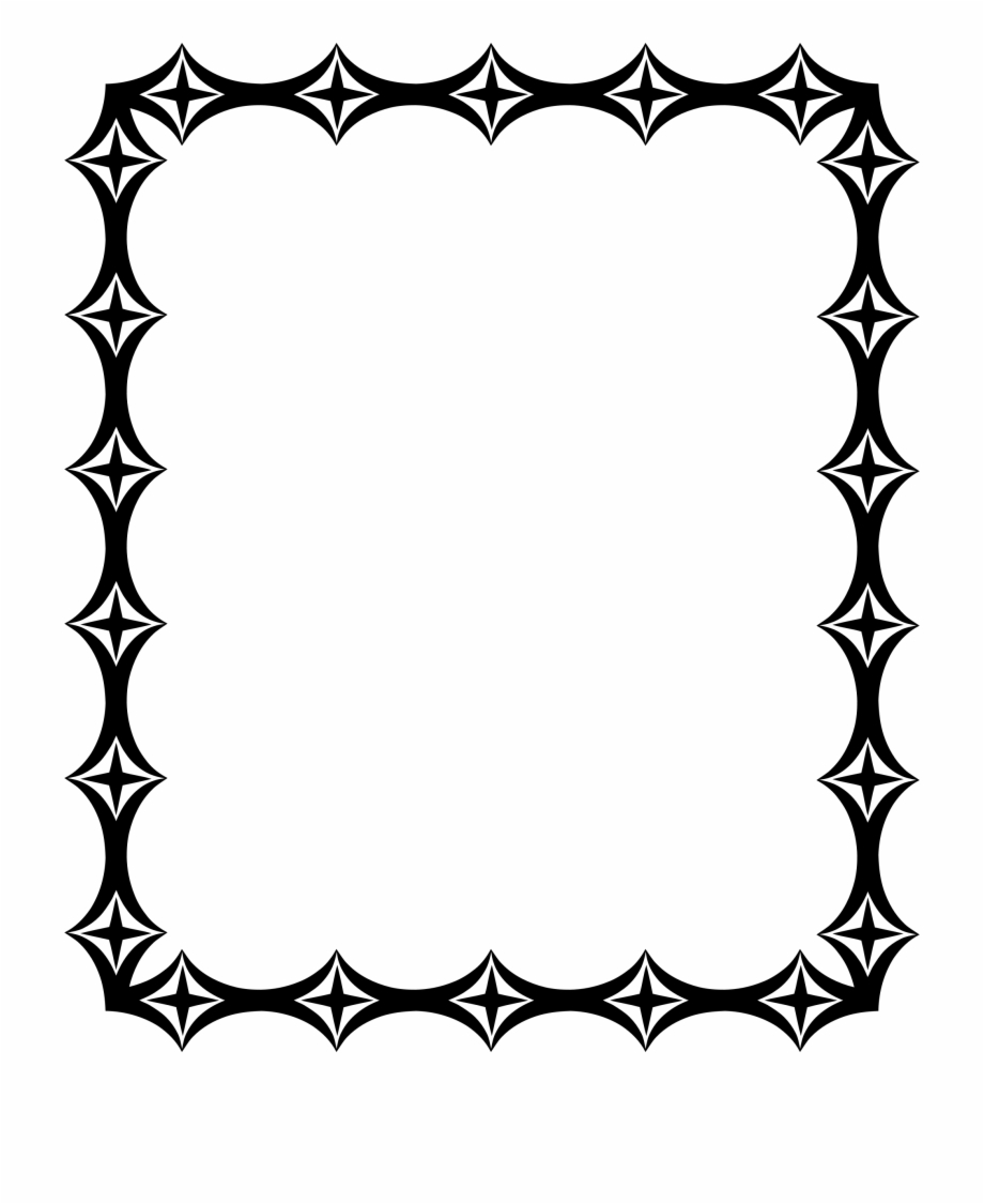 Clipart frames decorative.