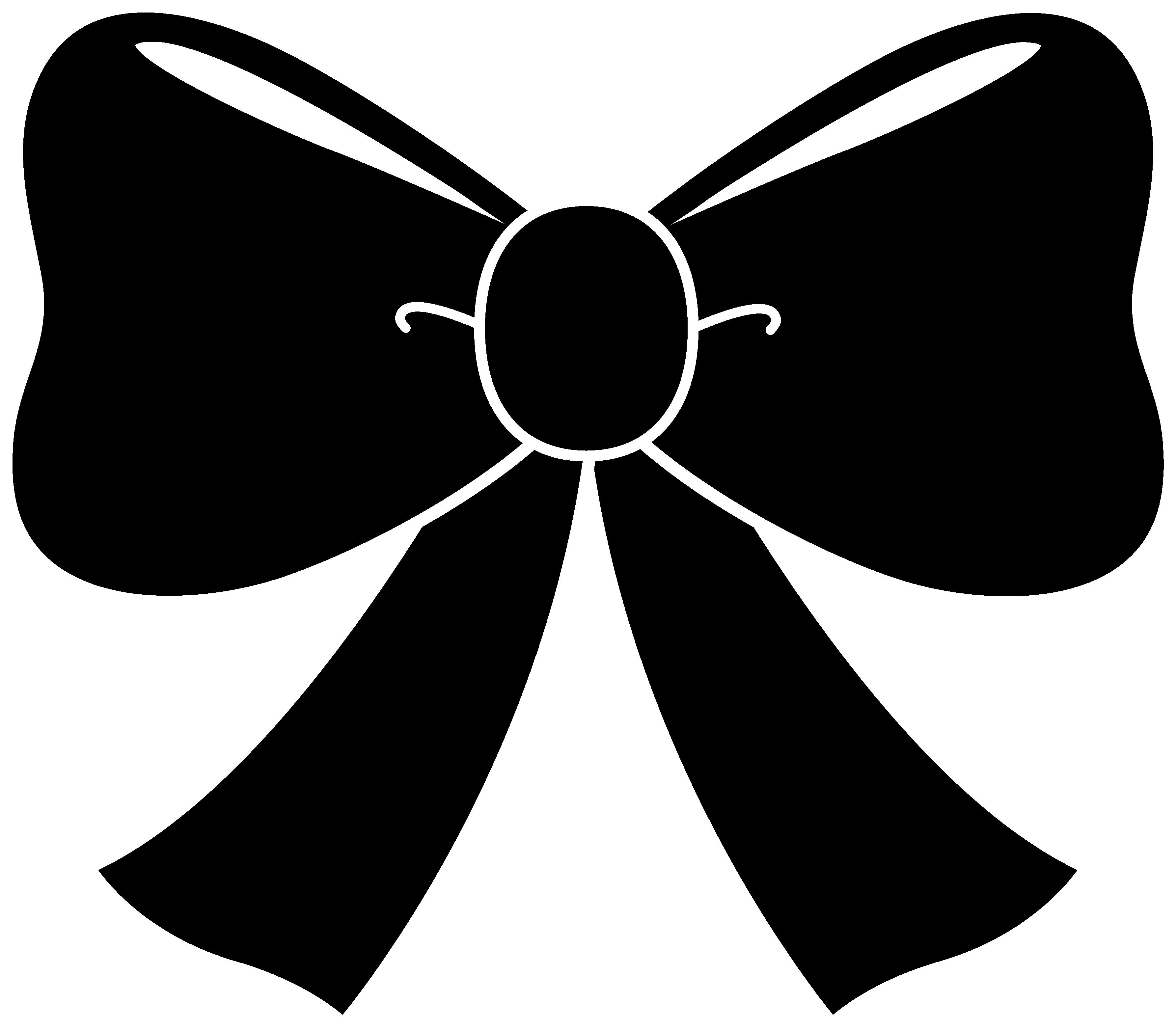 bow clipart vector