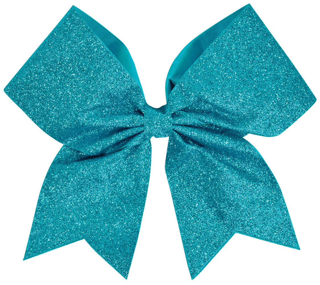 Teal bow cliparts.