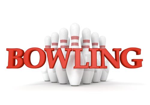 Bowling clip art.