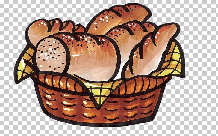 Breakfast croissant white.