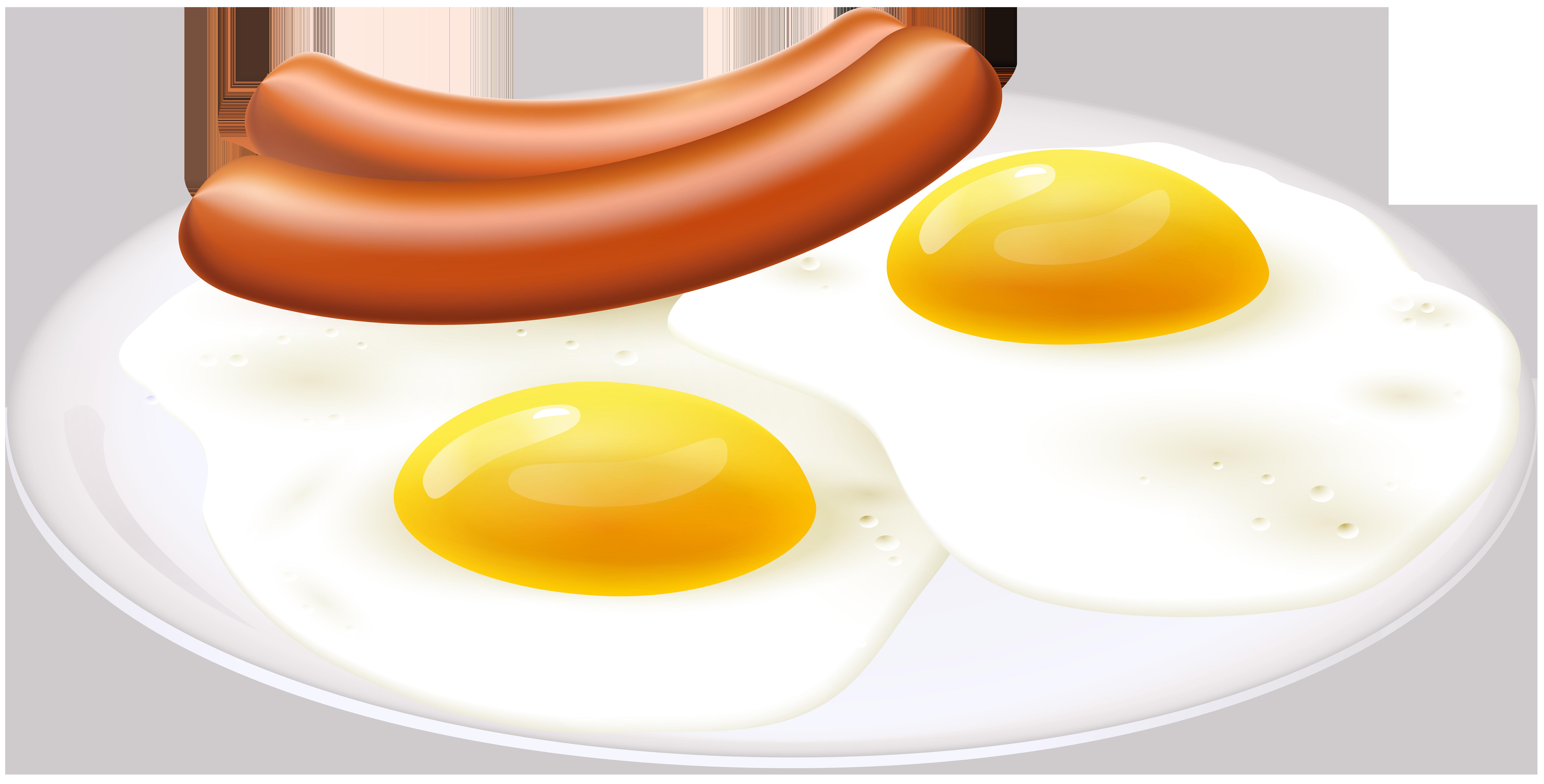 English breakfast transparent.