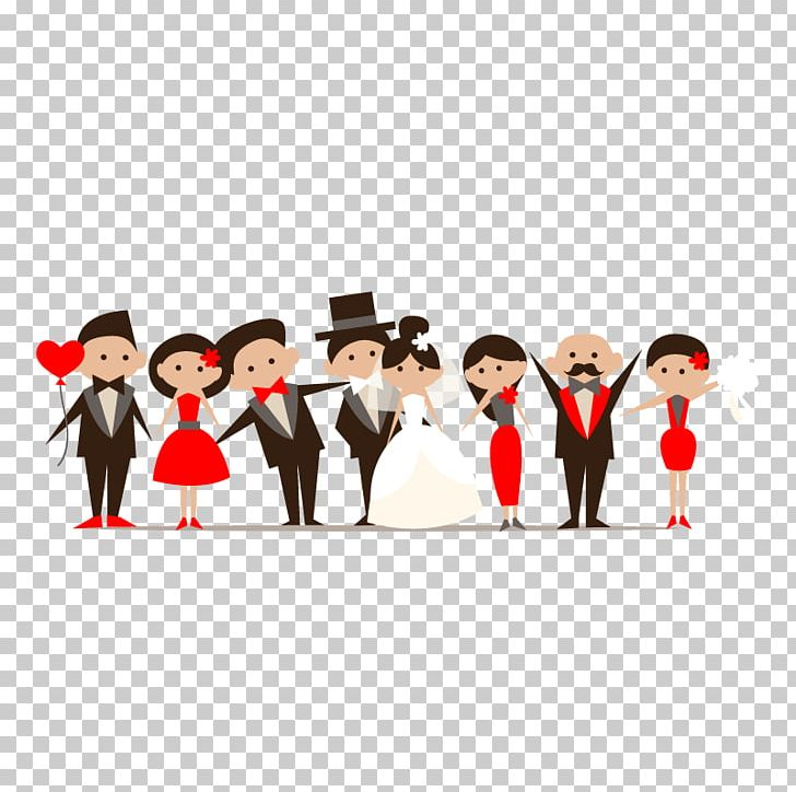 Wedding invitation bride.