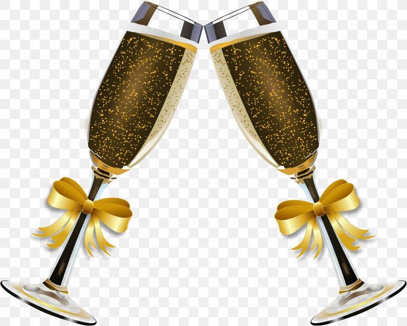 Wedding toast clip.