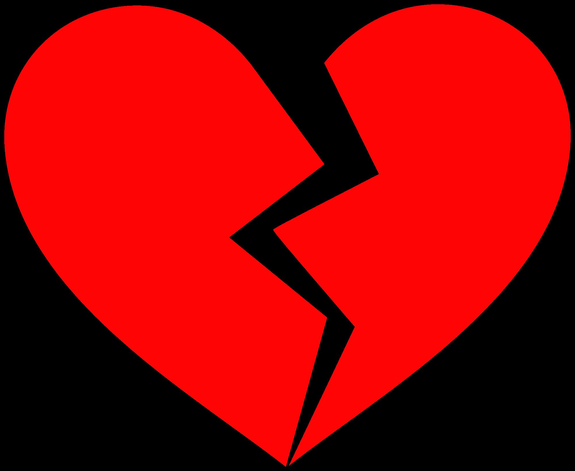 Free broken heart.