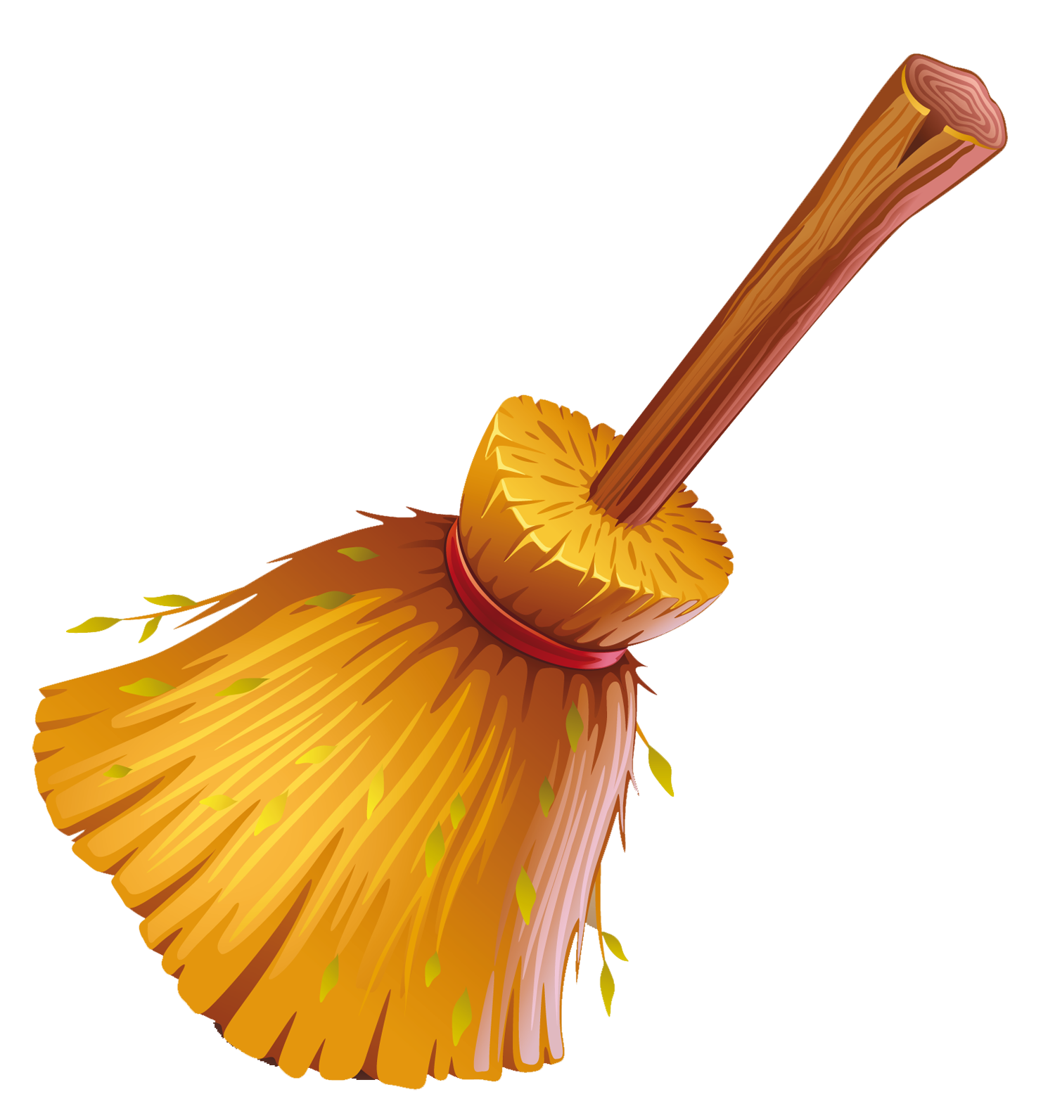 Free broom cliparts.