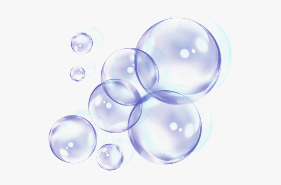 Bubbles clipart transparent.
