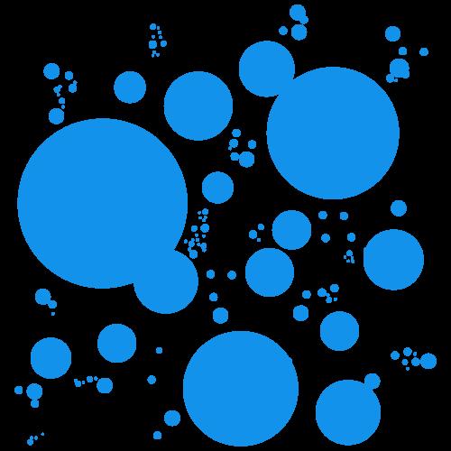 Bubbles png images.
