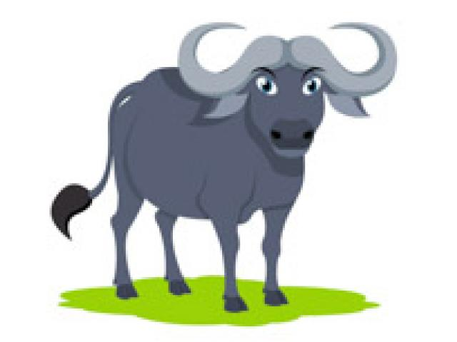 Buffalo clipart animated. Buffalo clipart animated. Free water download clip