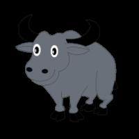 Buffalo clipart animated. Buffalo clipart animated. Free pictures clipartix