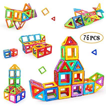 Tomons magnetic blocks.