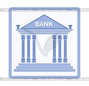 Bank institution build.