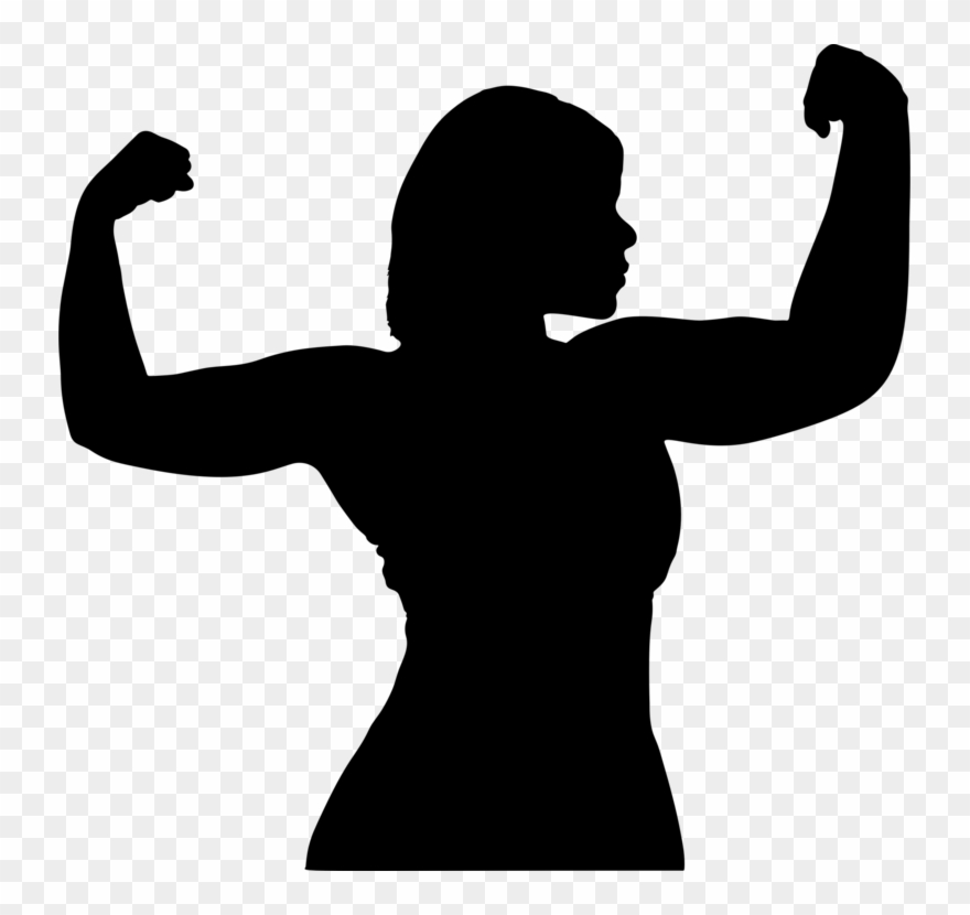 exercising clipart weight