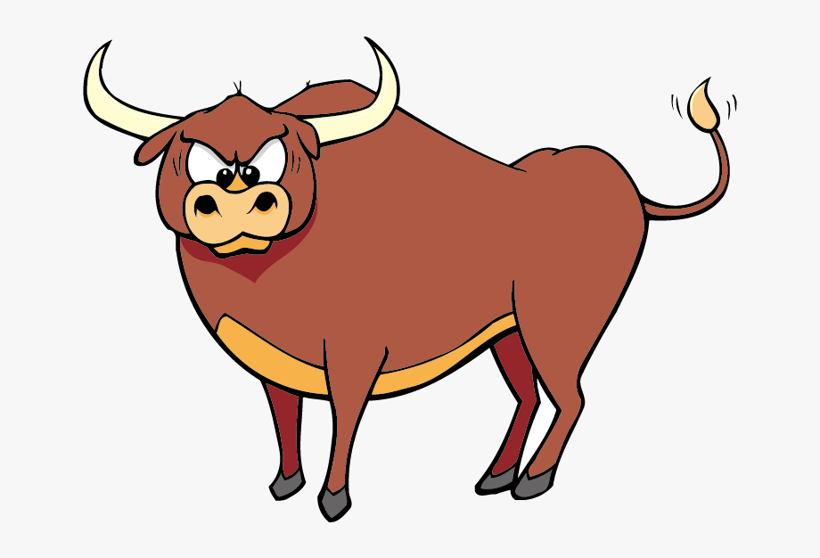 bull clipart cool
