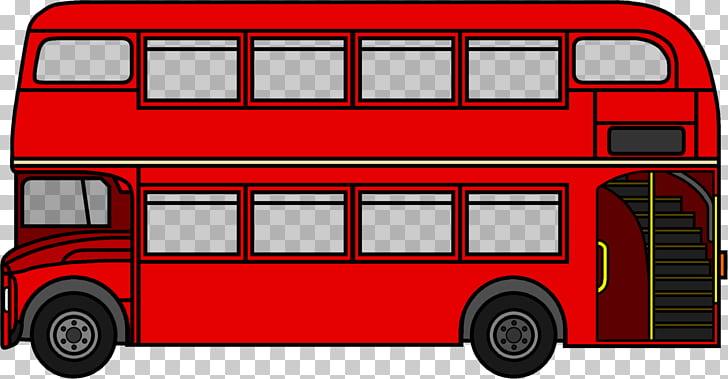Doubledecker bus aec.