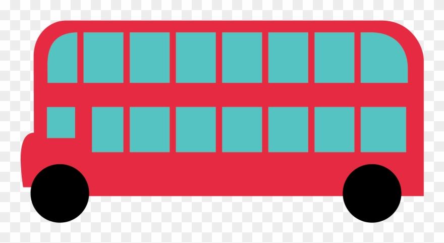 Clipart bus rectangle.