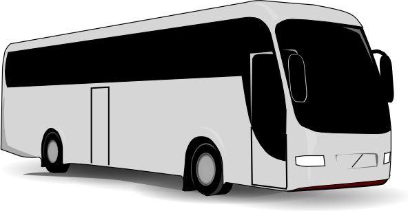 Travel bus clip.