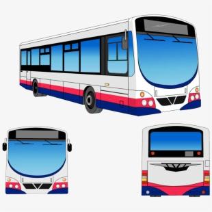 Bus Clipart Png , Transparent Cartoon, Free Cliparts