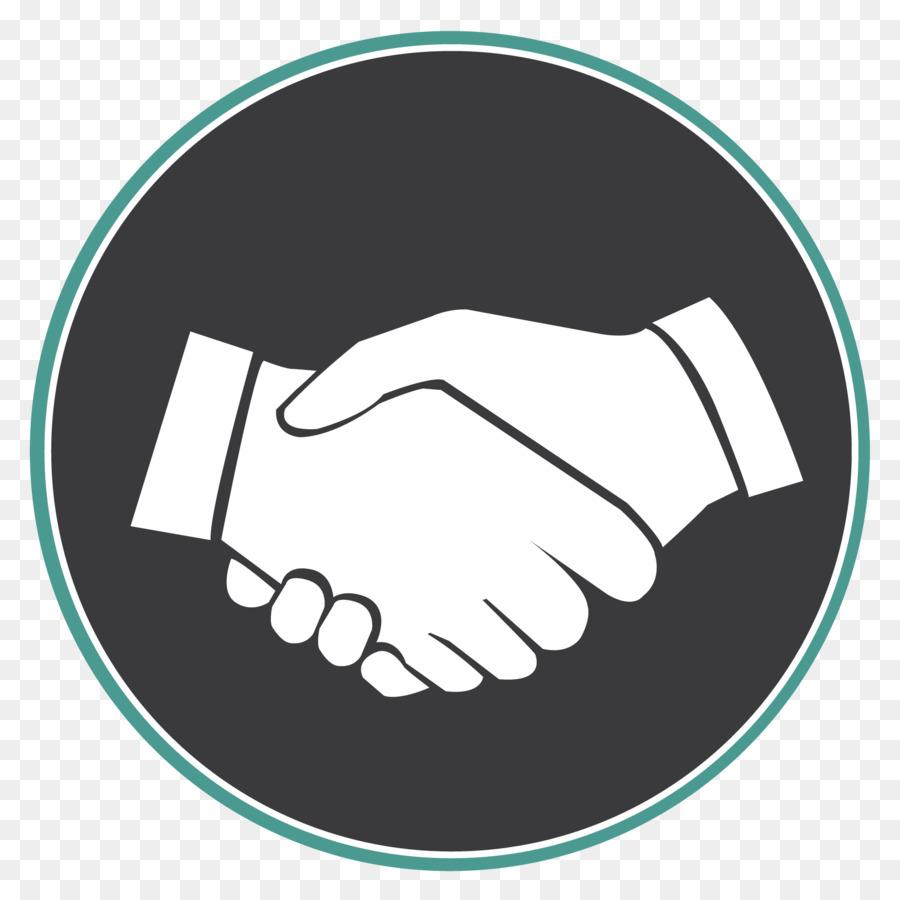 Handshake logo clipart business.