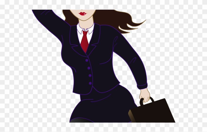People Clipart Business Woman