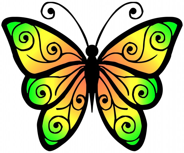 Free butterfly images.