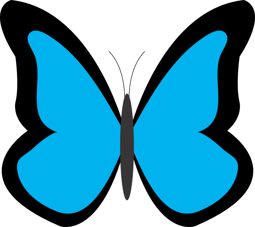 Free Blue Butterfly Images, Download Free Clip Art, Free