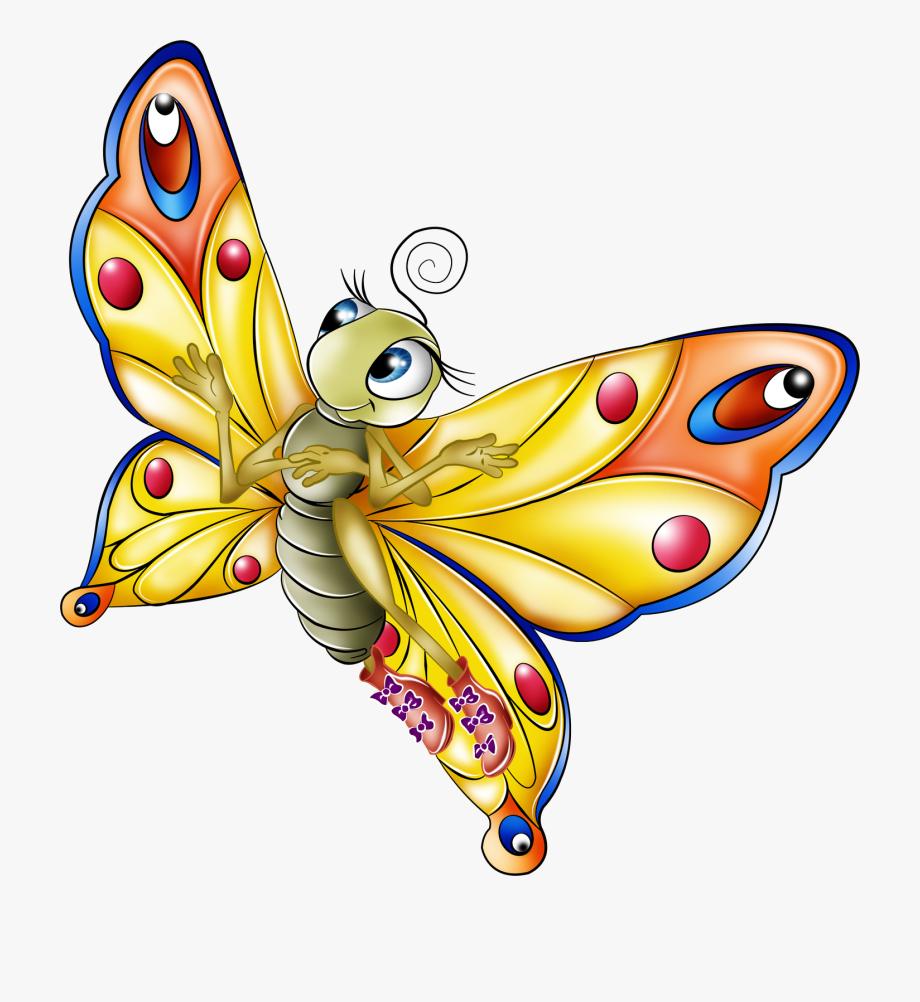 Butterfly Cartoon Images, Butterfly Clip Art, Butterfly