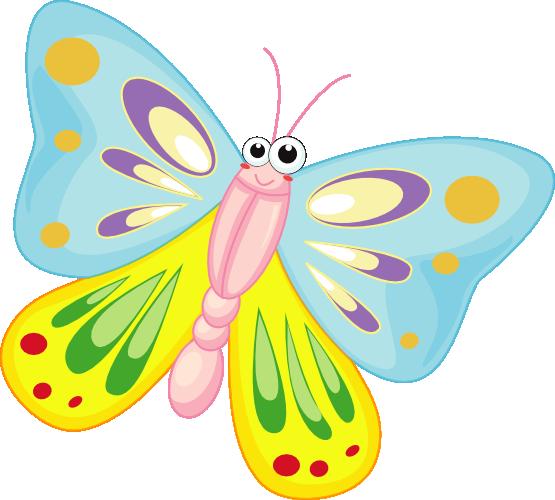 Free cute butterfly.