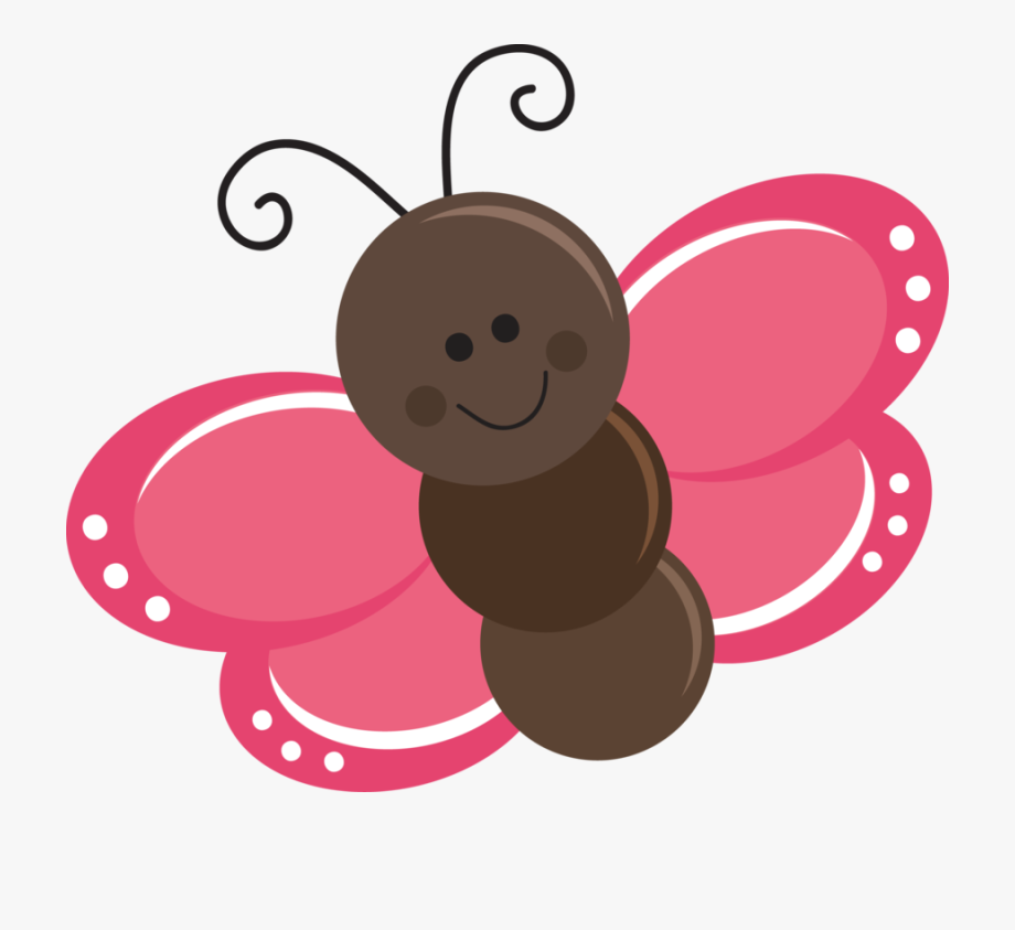 Butterfly Images, Butterfly Clip Art, Pink Butterfly,