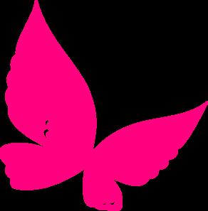 Butterfly clip art.