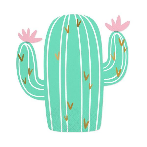 Cactus plate .