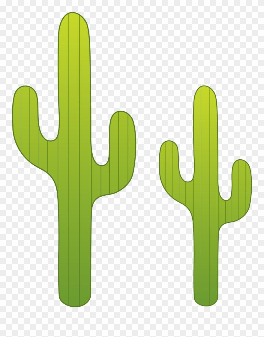 Western clipart saguaro.