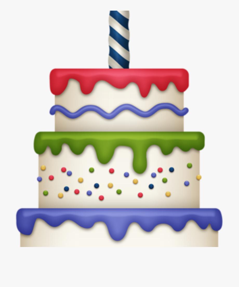 Cute Cake Cliparts