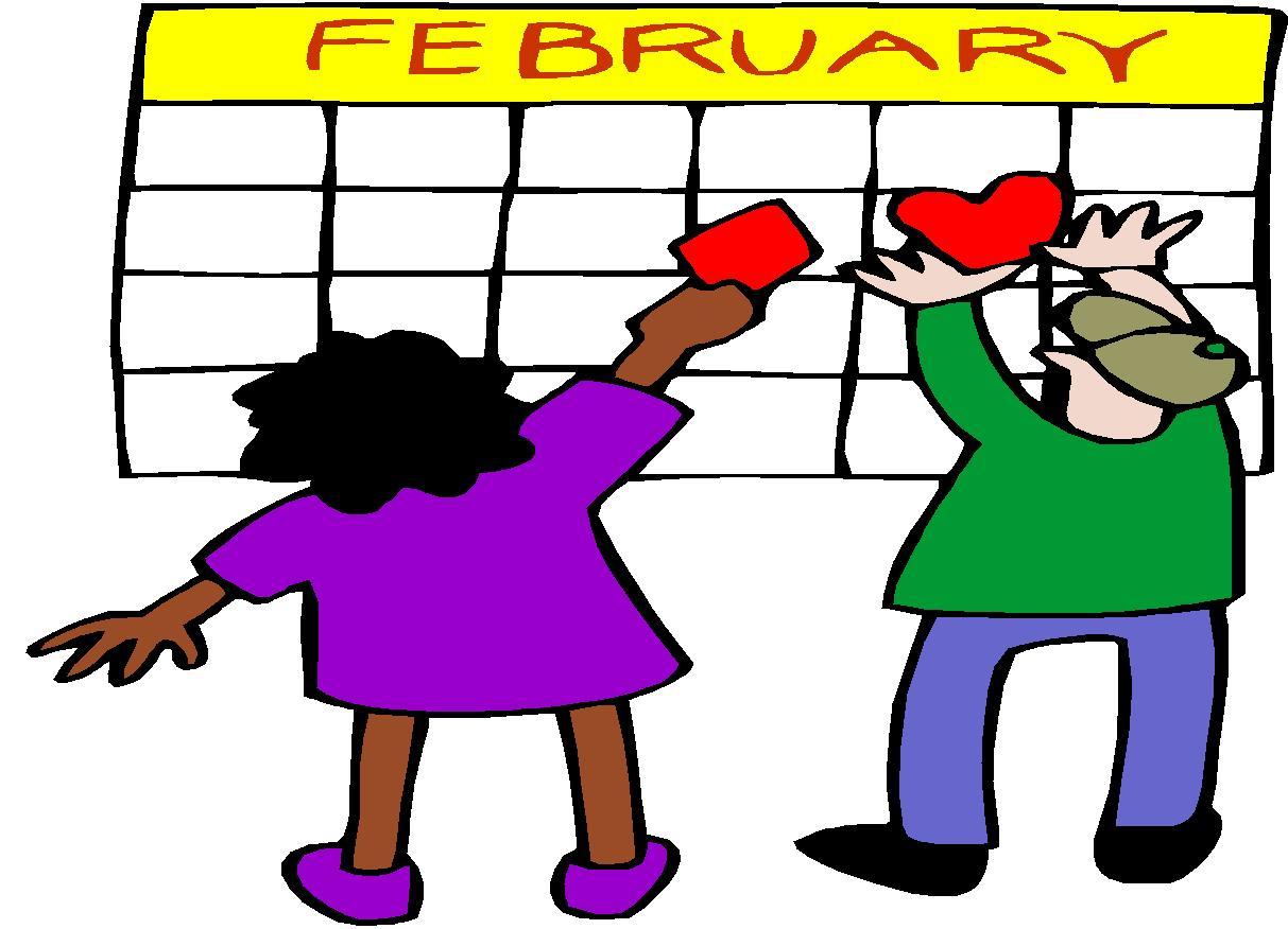 Kindergarten calendar clipart