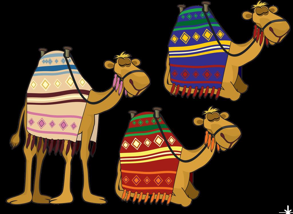 Bactrian camel computer.