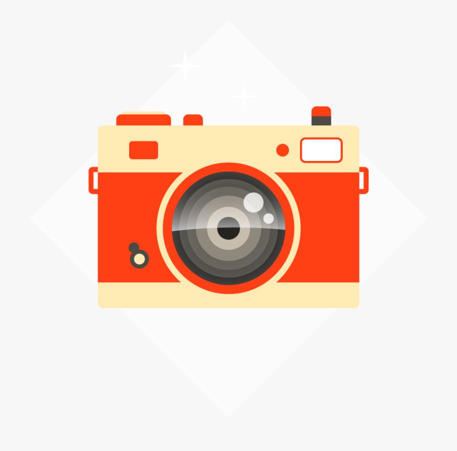 Camera photography icon.
