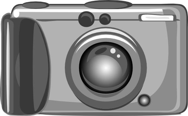 Digital camera clip.