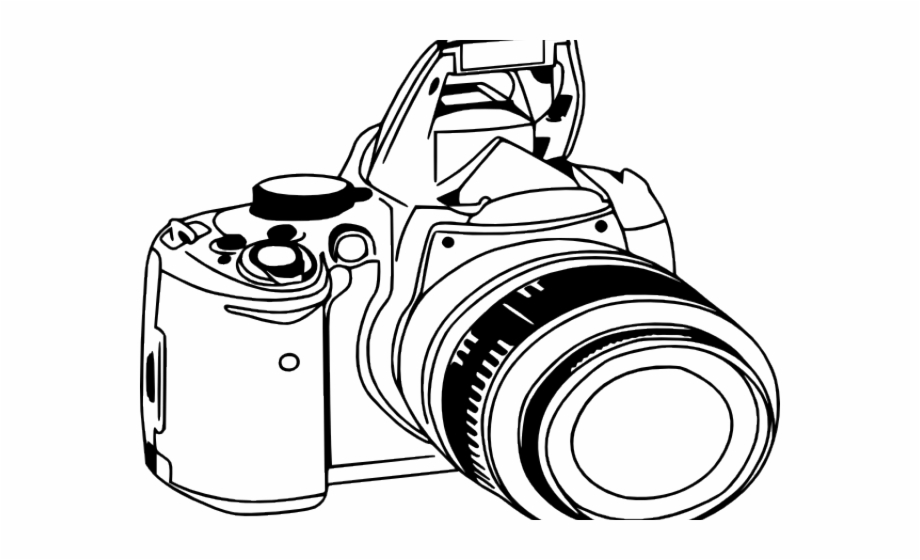 Dslr Camera Clipart Png Free PNG Images