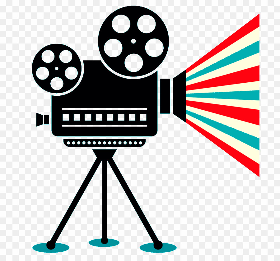 Old Video Camera PNG Photographic Film Movie Camera Clipart
