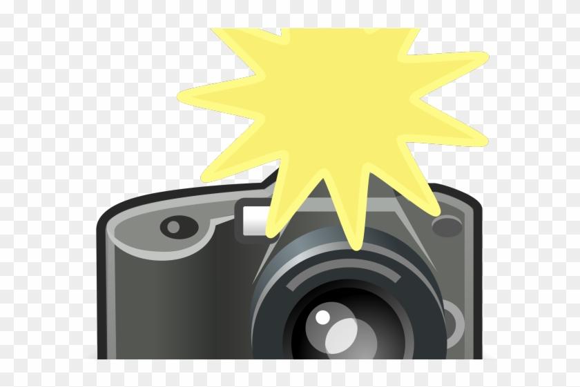 Flash Clipart Camera Flash