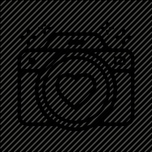 Icon camera clipart.