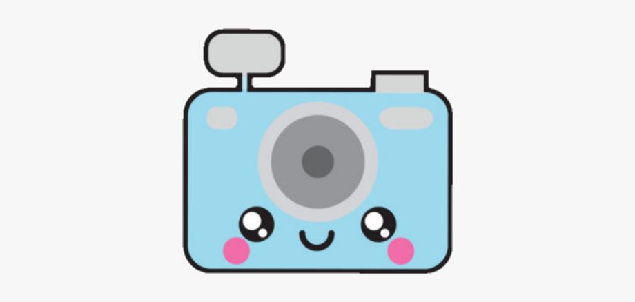 Camera Clipart Kawaii