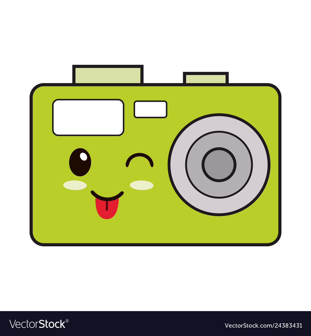 Vintage photographic camera.
