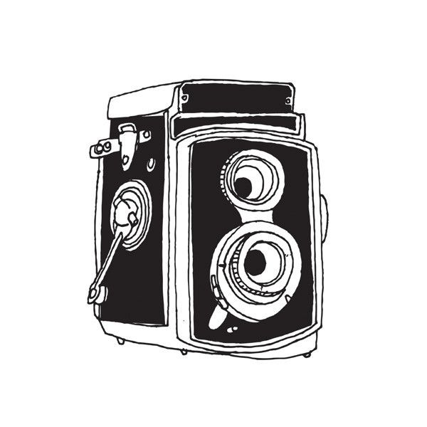 Camera clipart old.