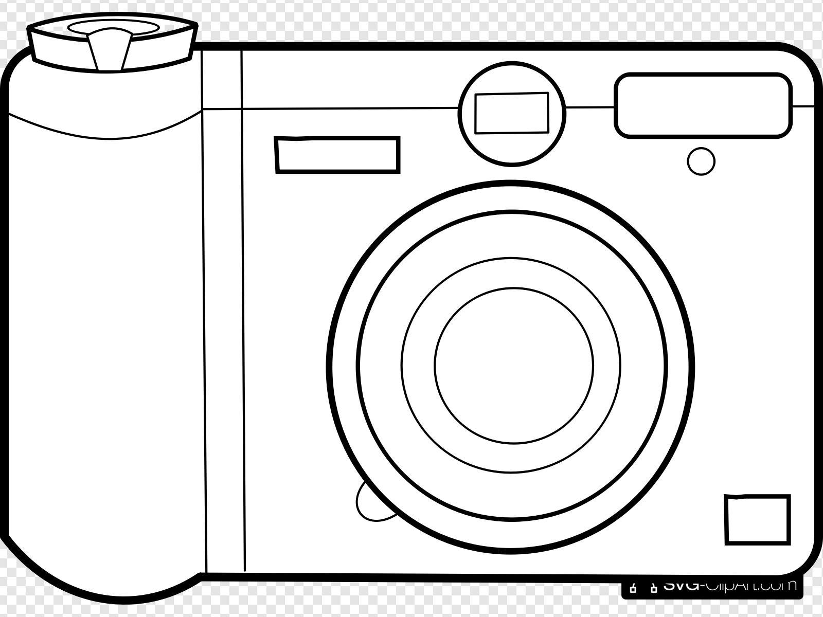 Camera clip art.