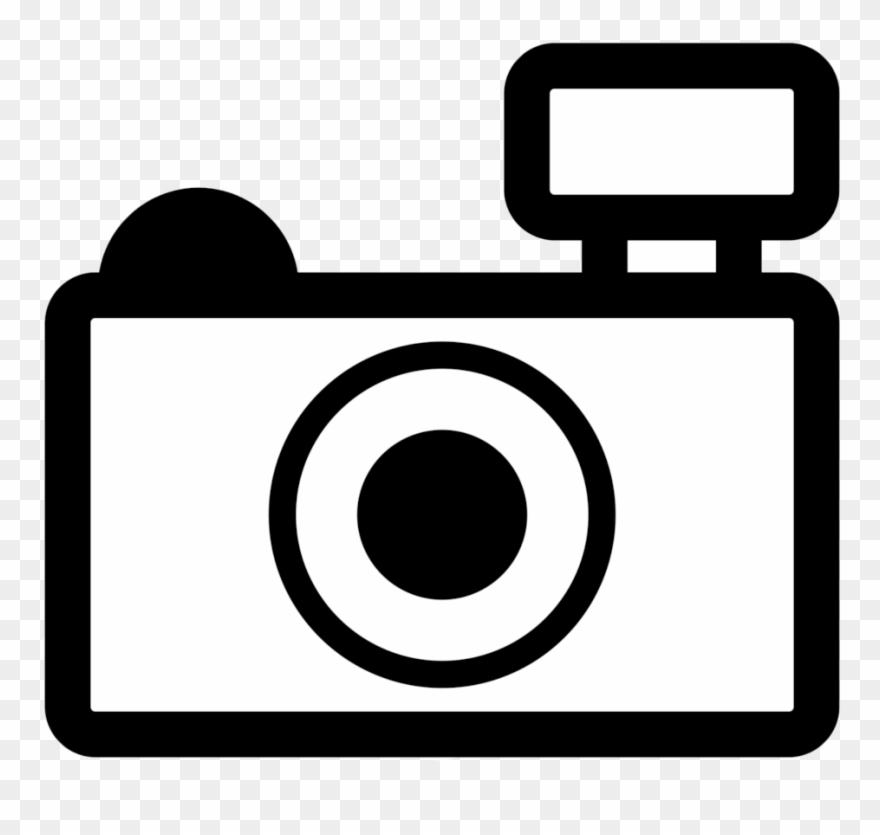 Photographer Clipart Outline